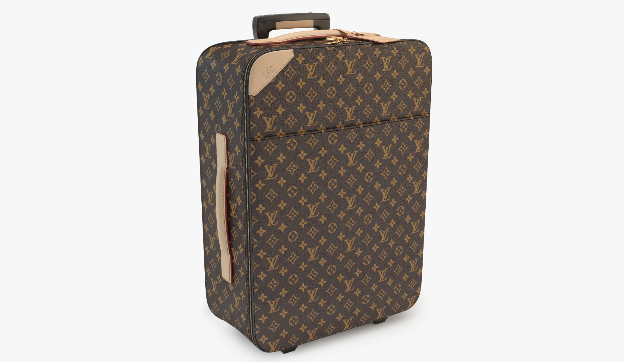 5c43c377c 3D Louis Vuitton Pegase Monogram | CGTrader
