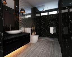 BATHROOM DESIGN VERSION 02 3D model
