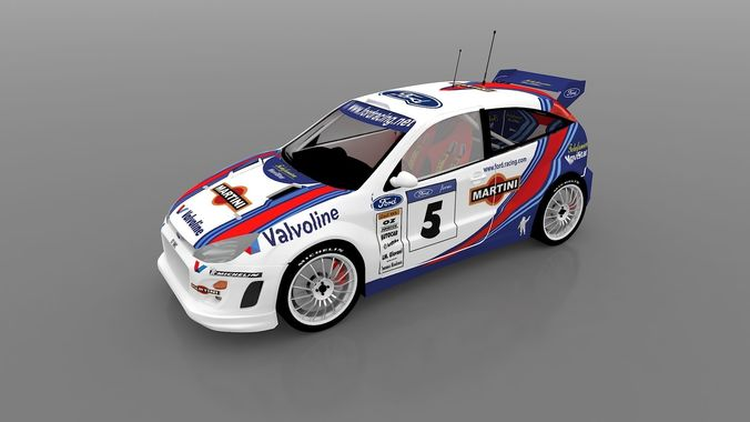 Awesome 3D Rally Car Cgtrader Wiring 101 Relewellnesstrialsorg