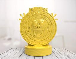 Maya statue 04 3D printable model