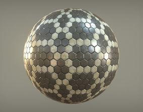 3D model Helix Pattern Texture