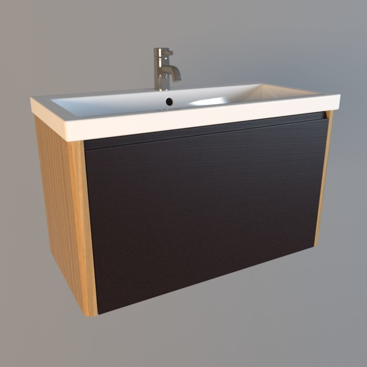 wash basin 4 3D model