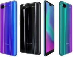 3D Honor 10 All Colors