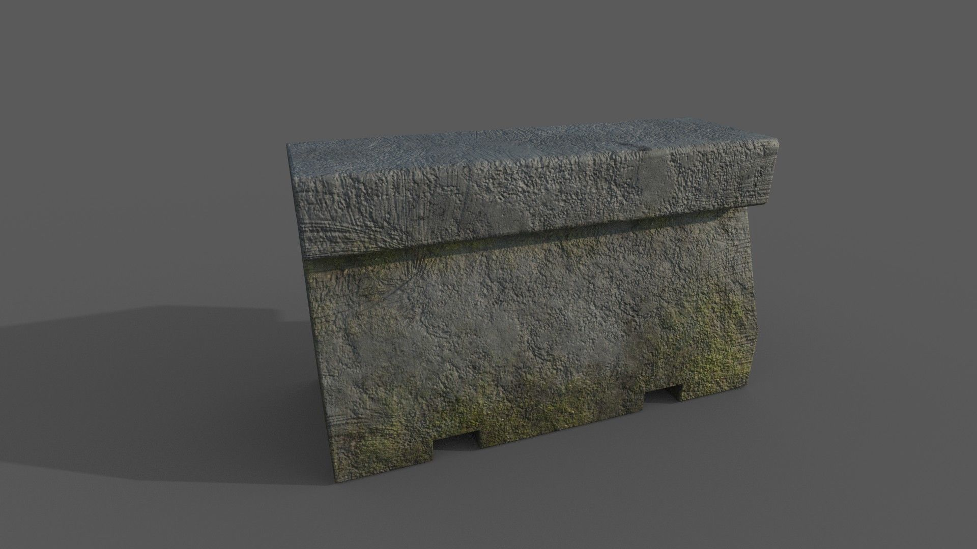 Concrete Barrier Type 11