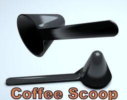 3D print model Coffe scoop