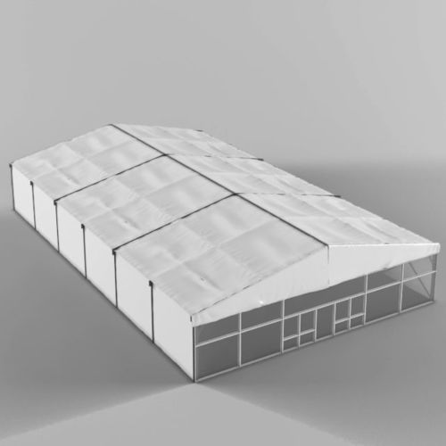large tent structure 3d model max obj mtl fbx 1