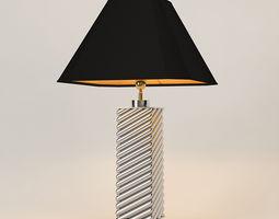 Eichholtz Table Lamp Lungarno 3D model