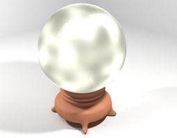 Crystal Ball - Type 1 3D model
