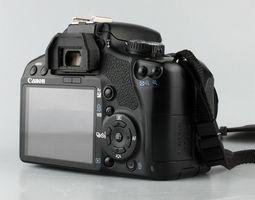 Canon Eyecup snapshot 3D