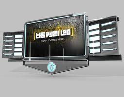3D-Video-Board-Screen-Broadcast