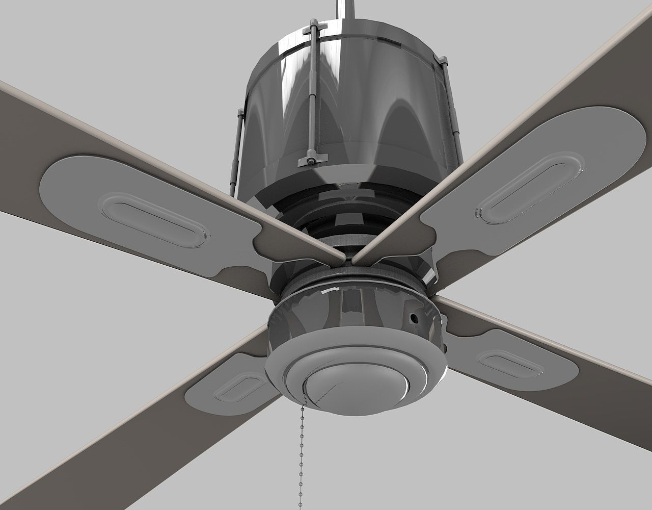 3d Ceiling Fan Cgtrader