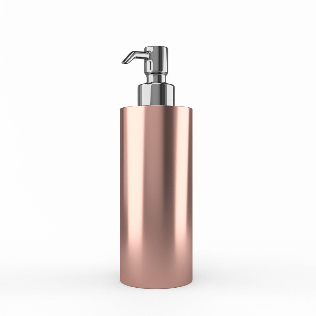 Rosegold Soap Dispenser