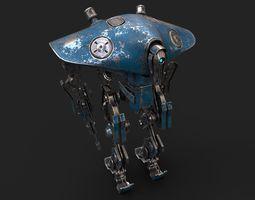 Heavy Robot VEX700 3D asset