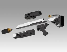 The boring company not a flamethrower 3D print model