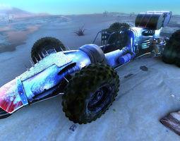 AS - Survival Car - Mercury project 3D