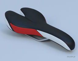 3D Bicycle Seat