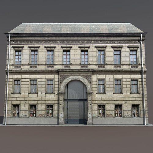 apartment house 3d model max obj mtl 3ds lwo lw lws hrc xsi blend 1