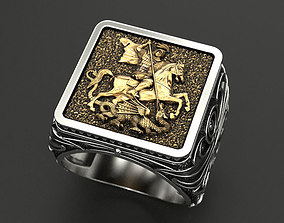Ring St George 2 3D printable model