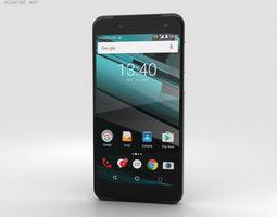 Vodafone Smart Platinum 7 Black 3D model