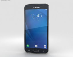 Samsung Galaxy J2 2016 Black 3D