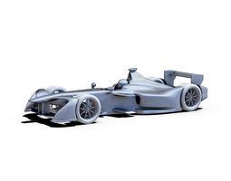 Spark SRT 01E 3D model
