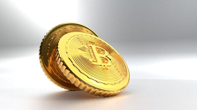 Bitcoin, Bitcoin Price, Free Bitcoin Wallet, Faucet, Lottery And Dice! 3d-bitcoin-digital-crypto-currency-coin-3d-model-obj-3ds-blend-dae-mtl-abc