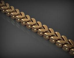 3D print model sterling Chain link 126