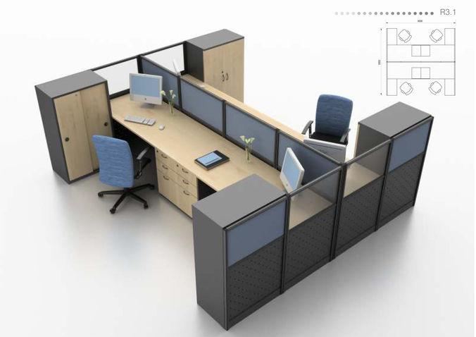 work stantion office interior-2