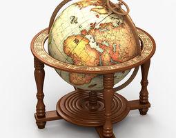 Old Globe 3D