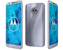 Motorola Moto G6 Nimbus 3D model