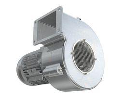 Industrial Centrifugal Blower Fan - 3D model