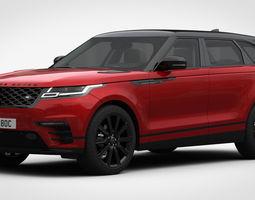 Range Rover Velar R-Dynamic SE 2018 3D