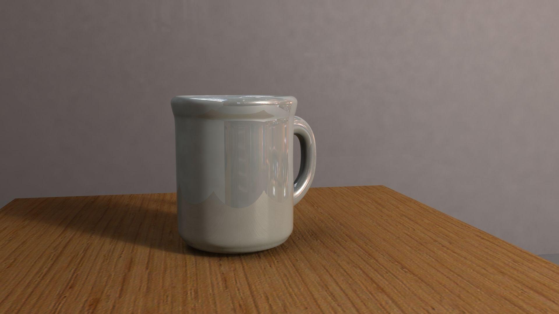 One Mug Coffee Maker Model Wm 6101 : Coffee Mug 3D Model MA MB CGTrader.com
