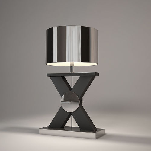 andrew martin huxley table lamp 3d model max obj mtl 3ds fbx c4d dxf 1