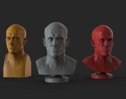 3d Deadpool 3D print model