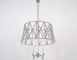 3D MATHIEU LUSTRERIE Lustre Trocadero 99832