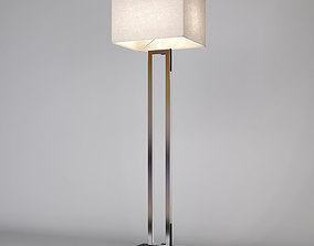 3D Chelsom Quad Floor Lamp