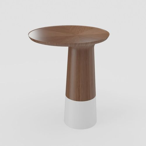 roche bobois side table colorado 3d model max obj mtl 3ds fbx 1