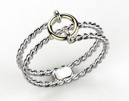 Ring 151- 2 3D printable model