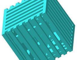Dice 3D print model gadgetchallenge