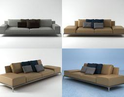3d park sofa 305