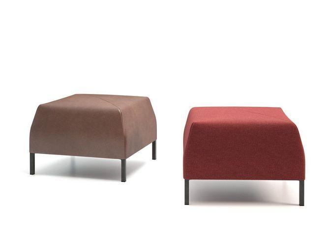 riga footstool 3d model max obj mtl fbx c4d skp mxs 1