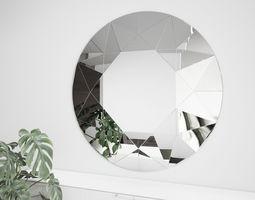 dream mirror 3d model