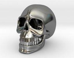 3D printable model SKULL -install your order