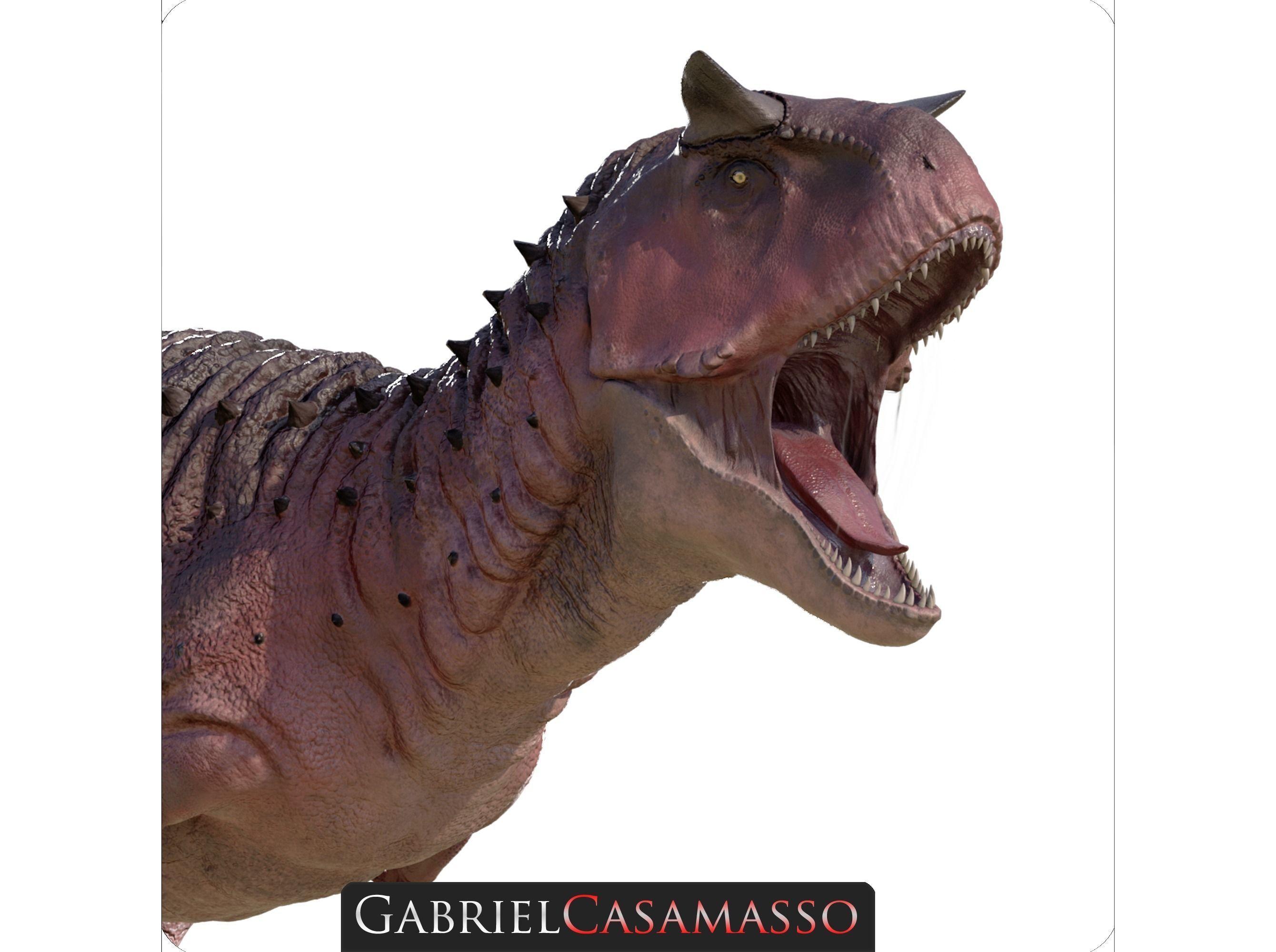 Carnotaurus Sastrei Static