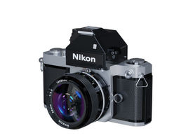 Nikon F2 3D model