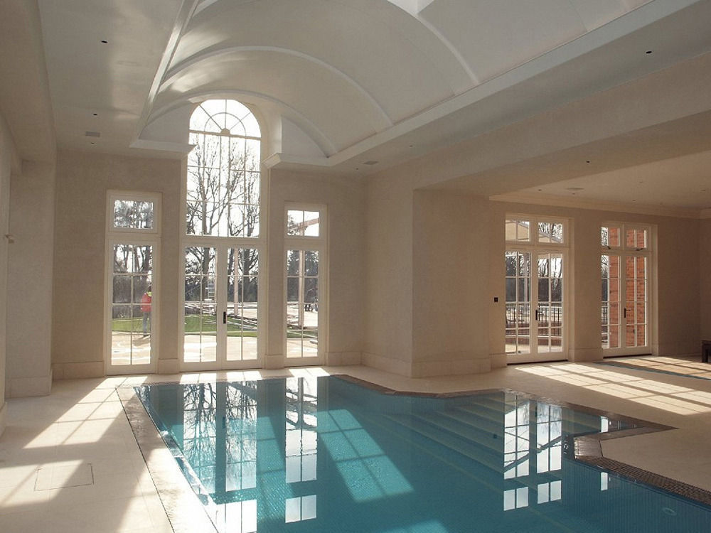 Two Indoor Pools