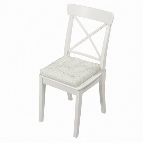Ikea Ingolf Chair With A Pillow Hoff White Fabrics 01 3d Model Max Obj Mtl  Fbx