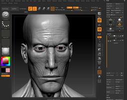 i am legend infected 3D model