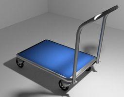 Trolley Carrier 3D model